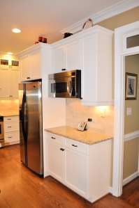 In wall cabinets